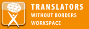 Translators without Borders Translation Workspace